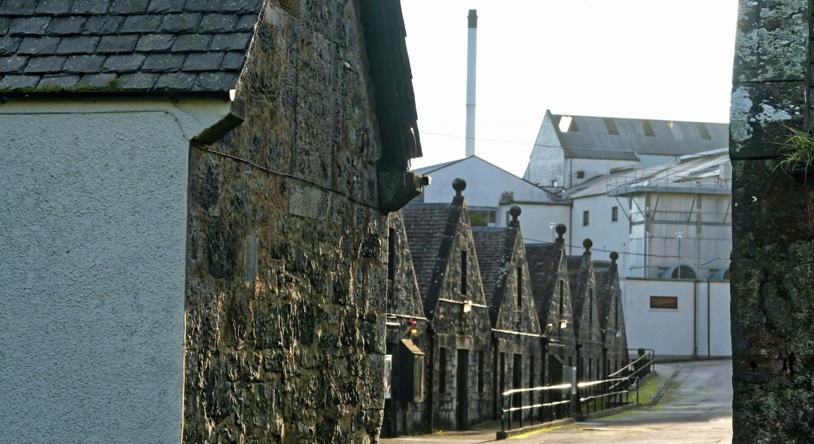 Clynelish/Brora Warehouses