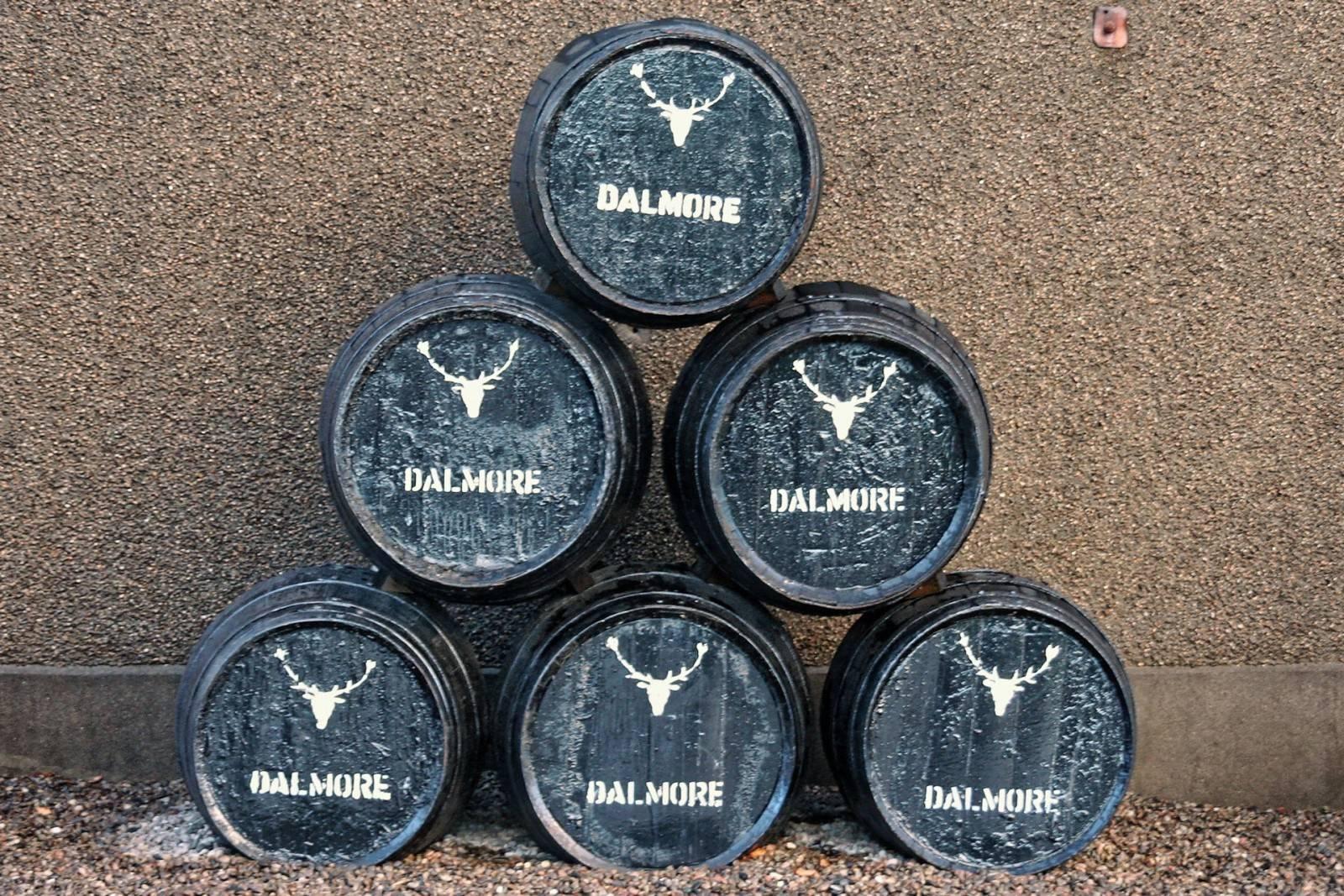 Dalmore Fässer