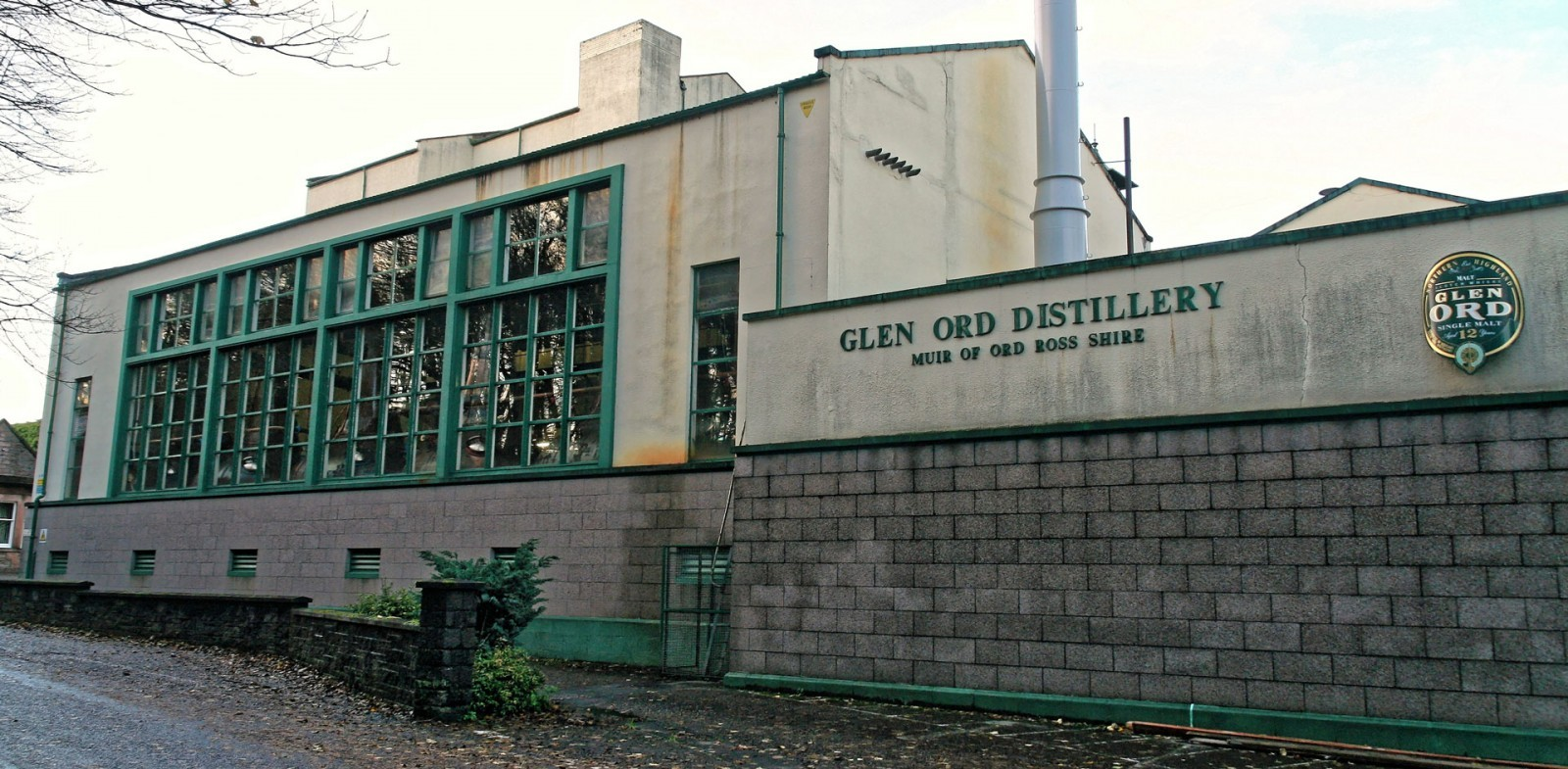 Glen Ord Stillhouse