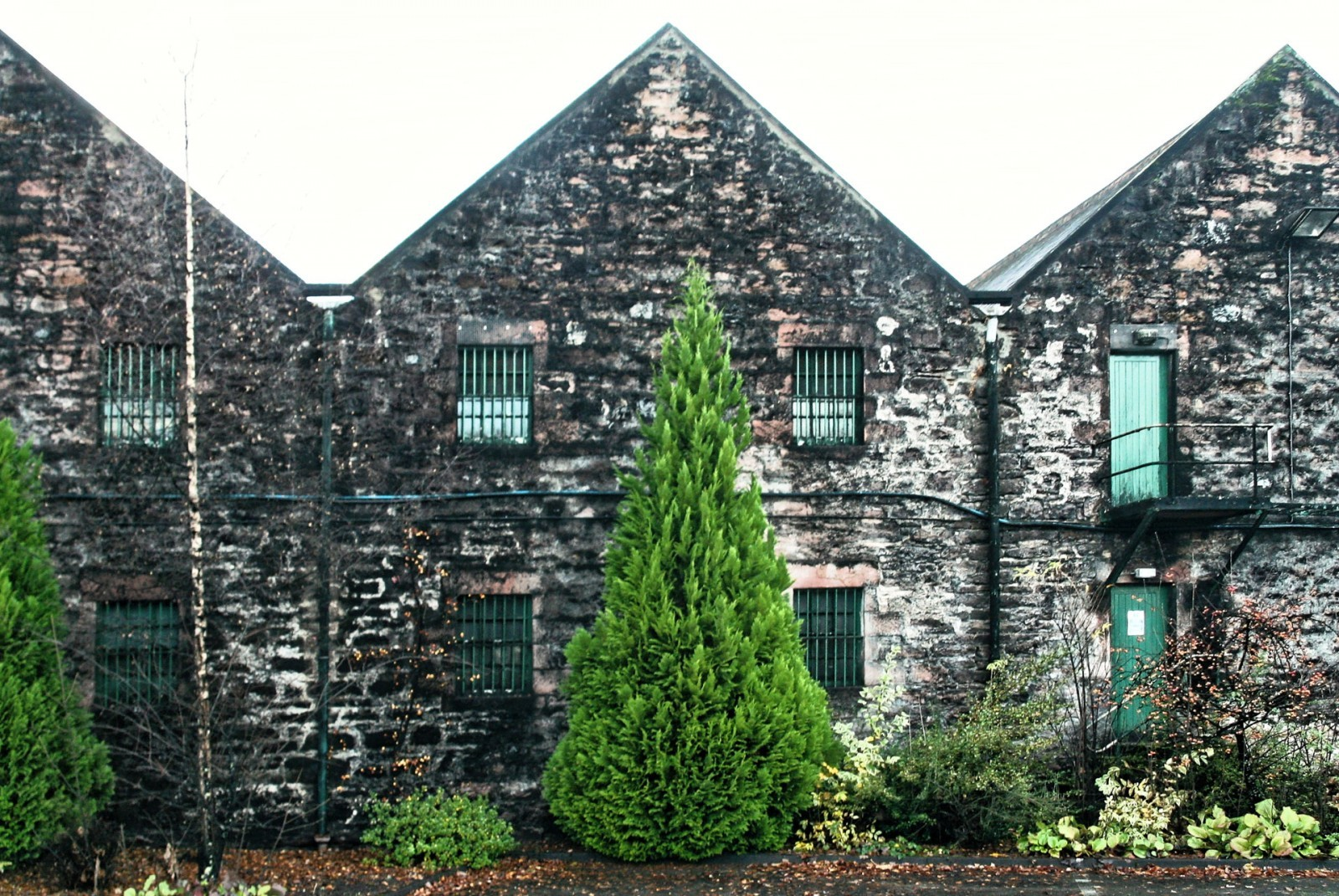 Glen Ord Warehouses