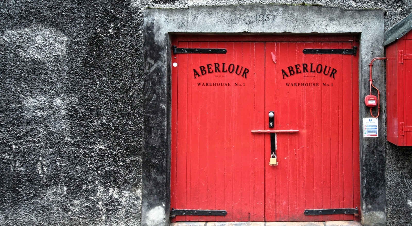 Aberlour Warehouse No. 1