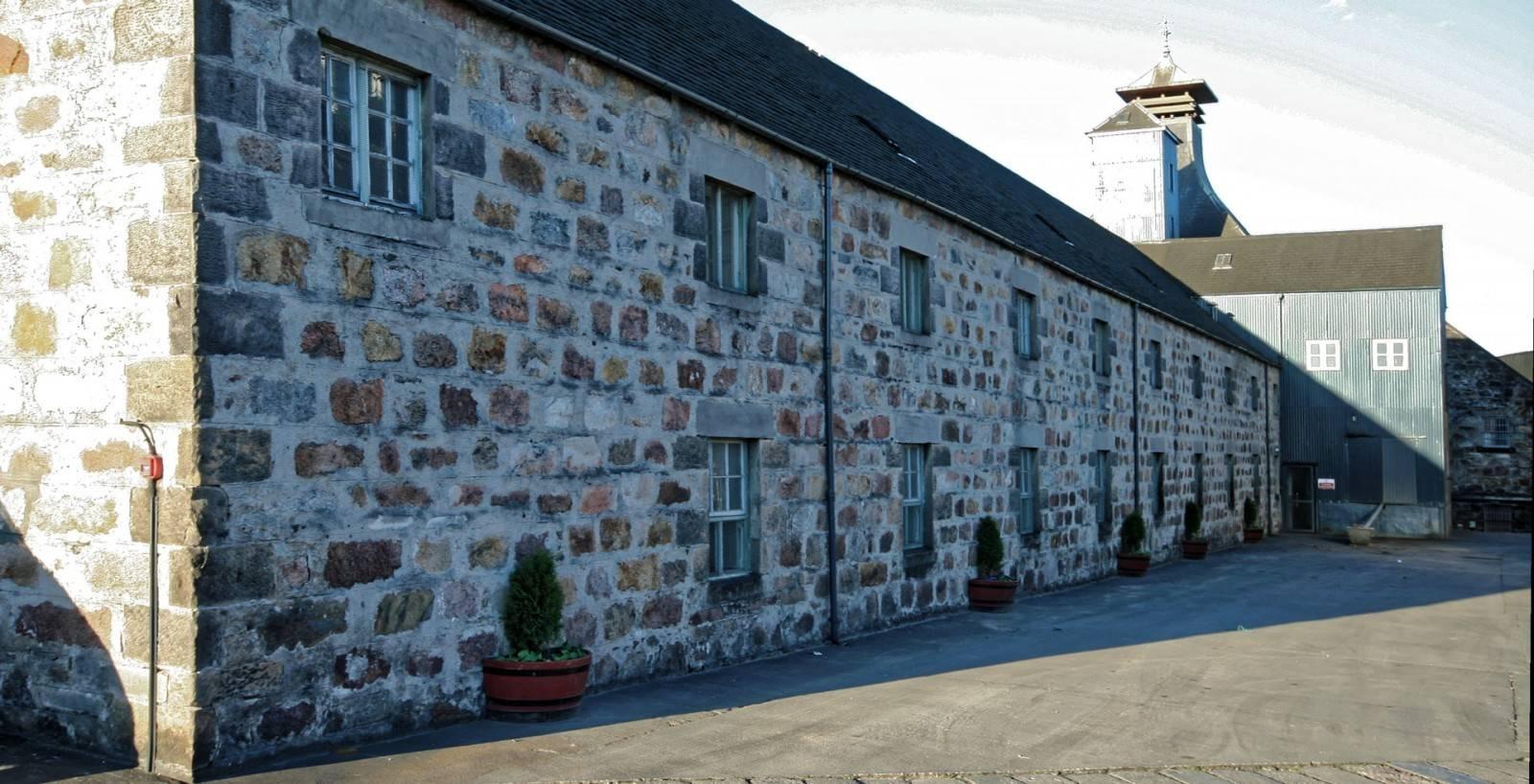 Balvenie Kiln und Maltings
