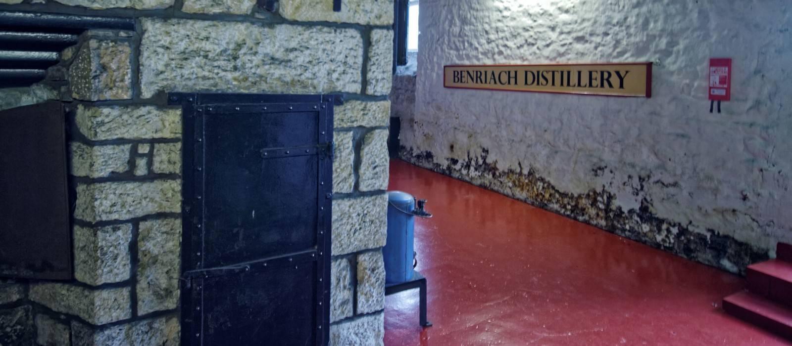 BenRiach Kiln-Ofen