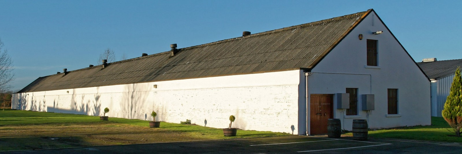 Benromach Warehouse
