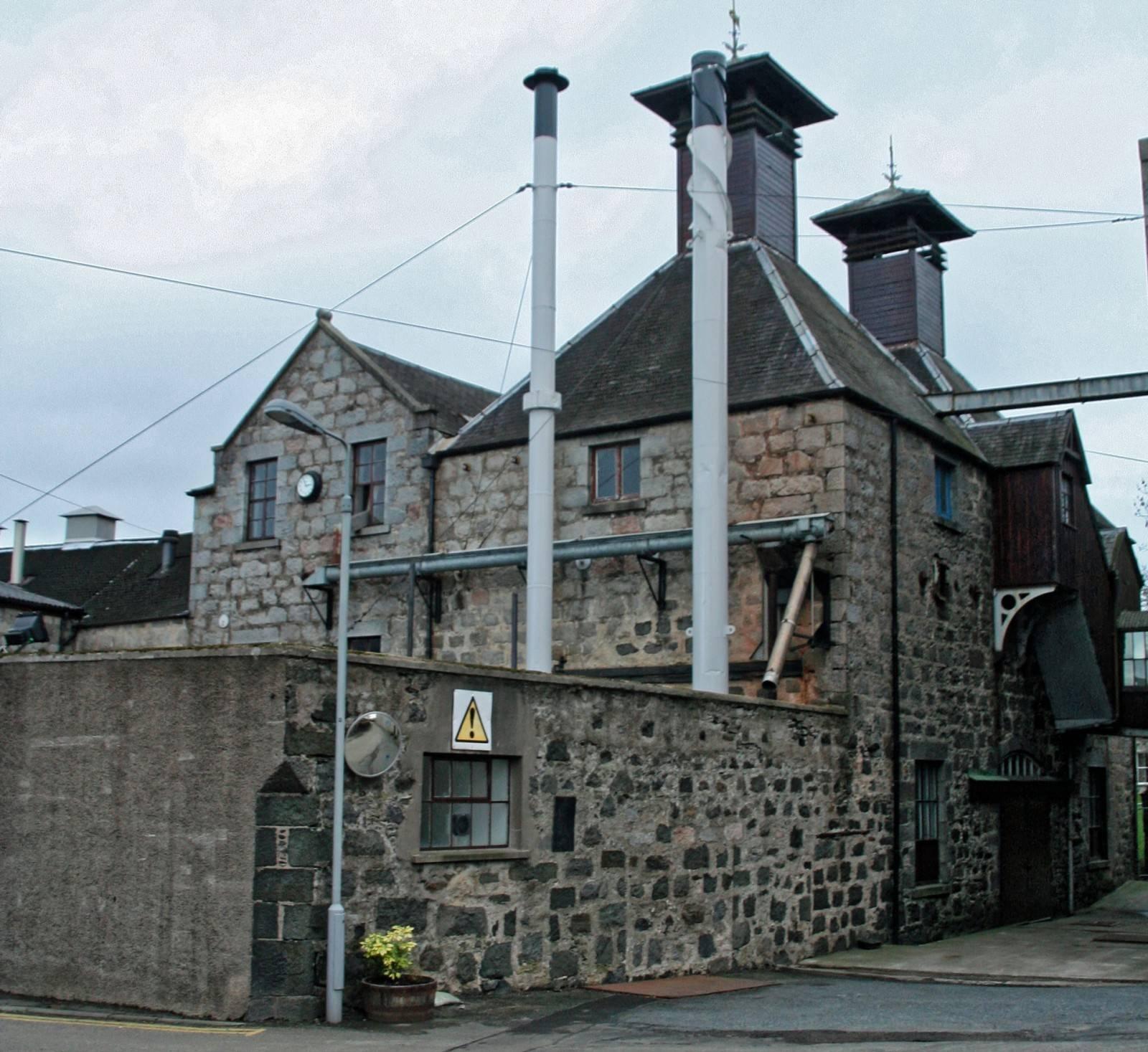 Glen Garioch Kiln