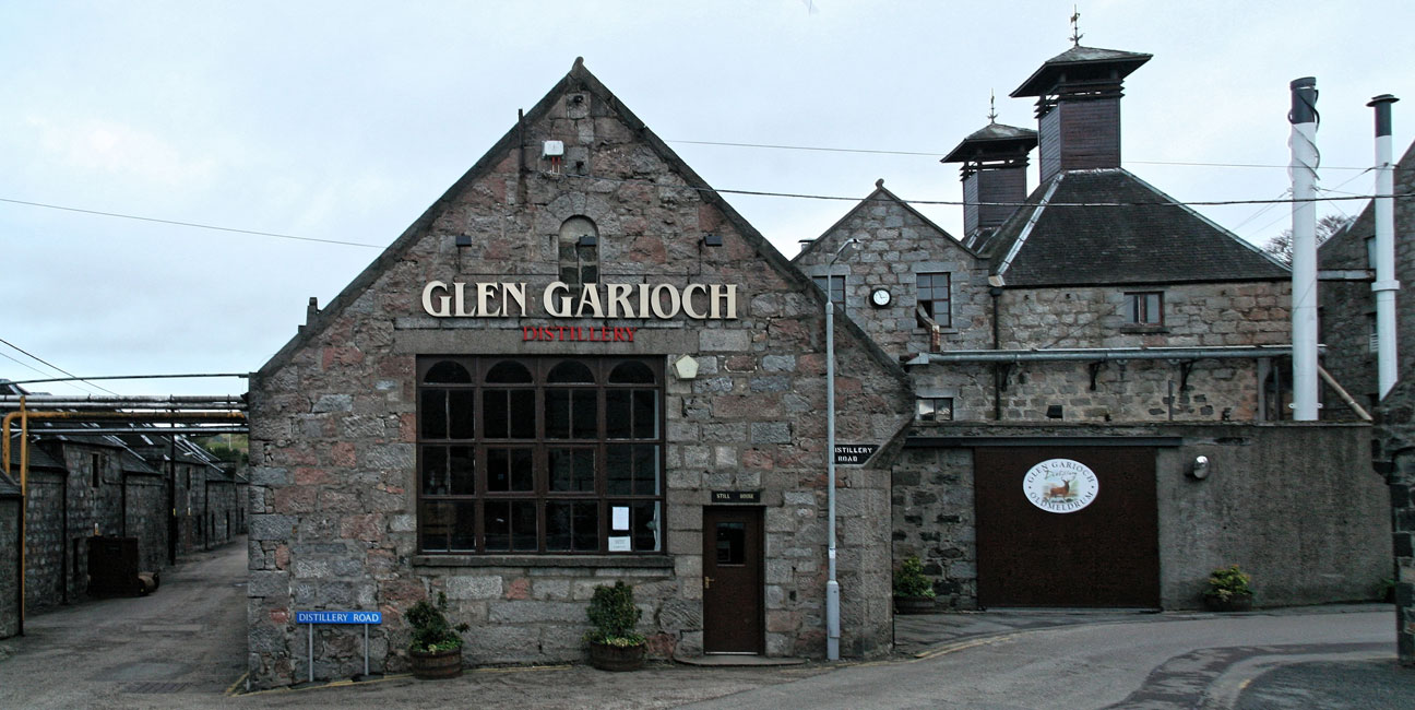 Glen Garioch Stillhouse