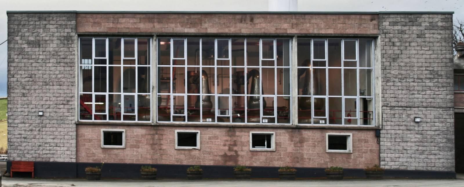 GlenDronach Stillhouse