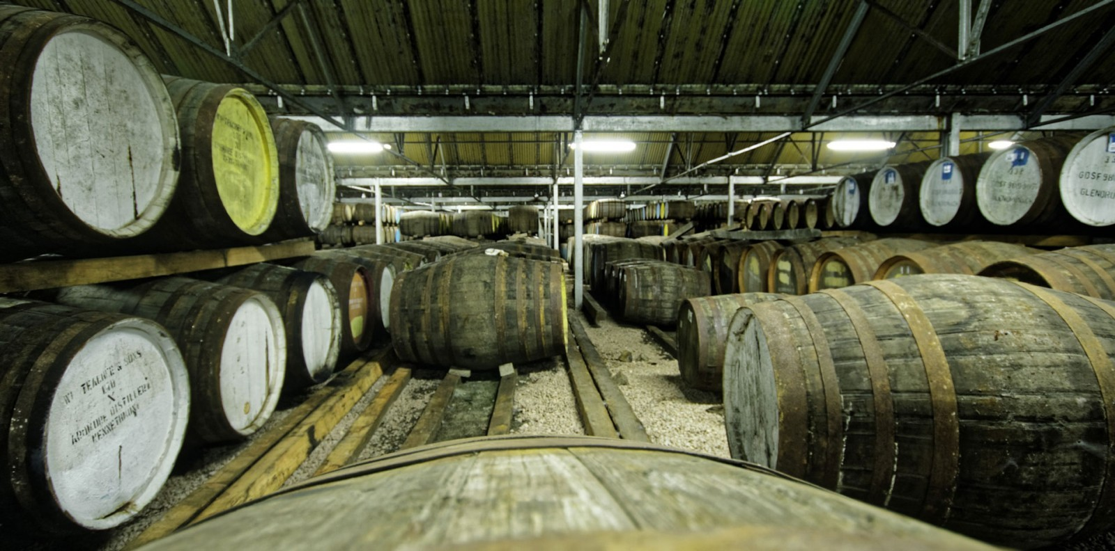 GlenDronach Warehouse