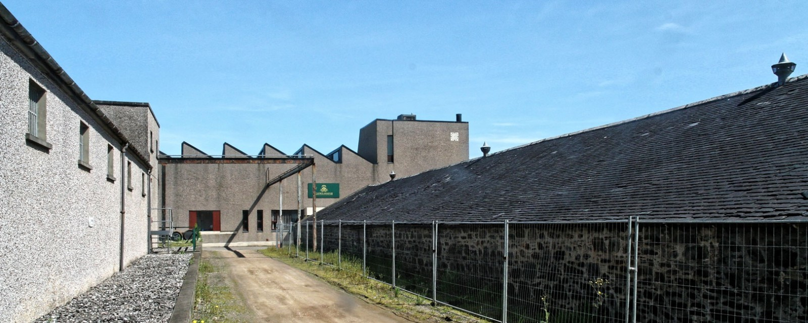 Glenglassaugh Stillhouse