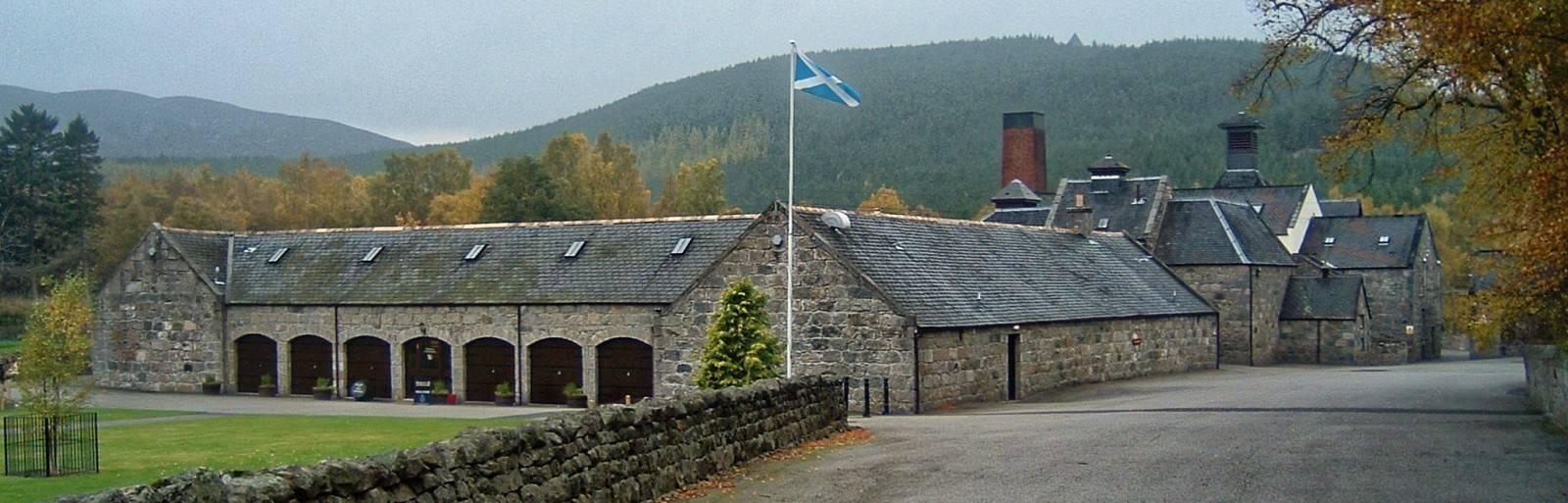 Royal Lochnagar Gesamtansicht