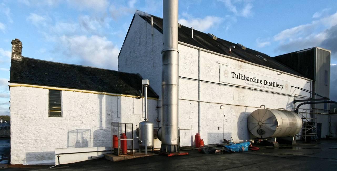 Tullibardine Stillhouse