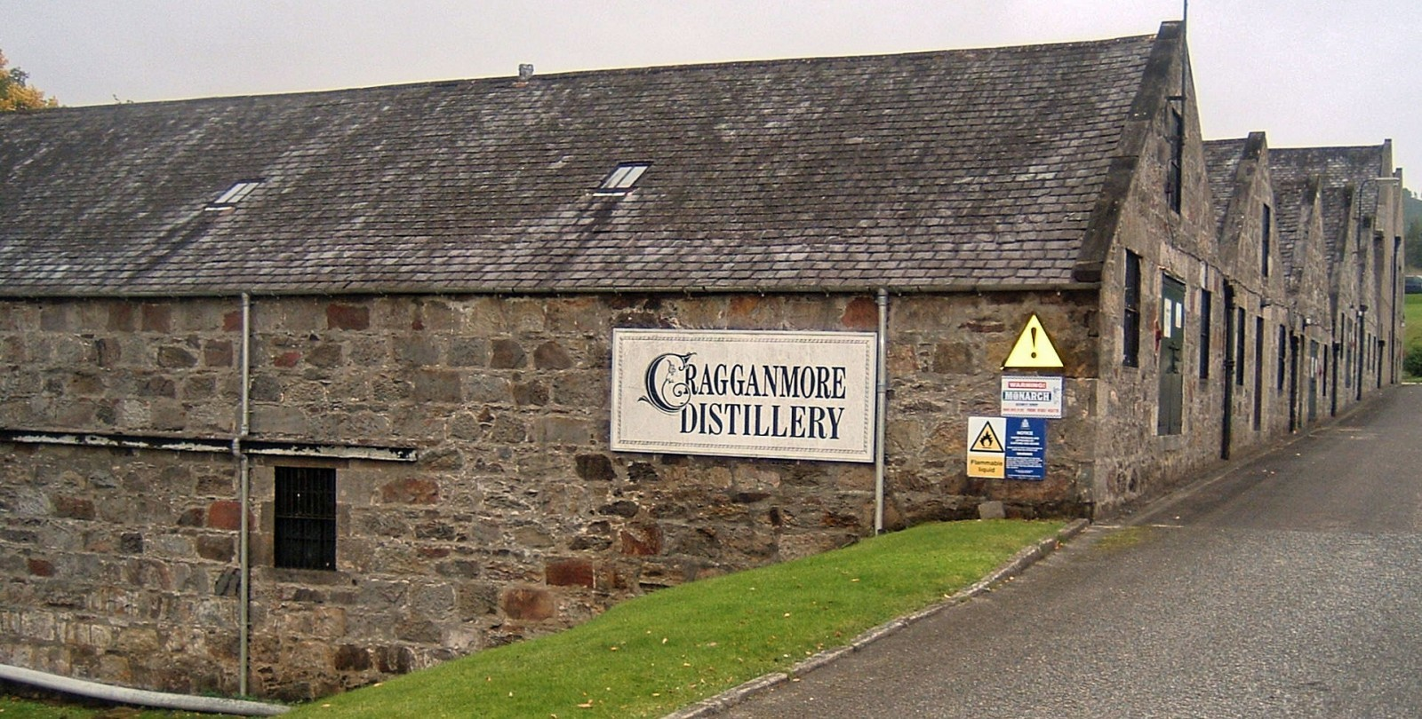 Cragganmore Anfahrt