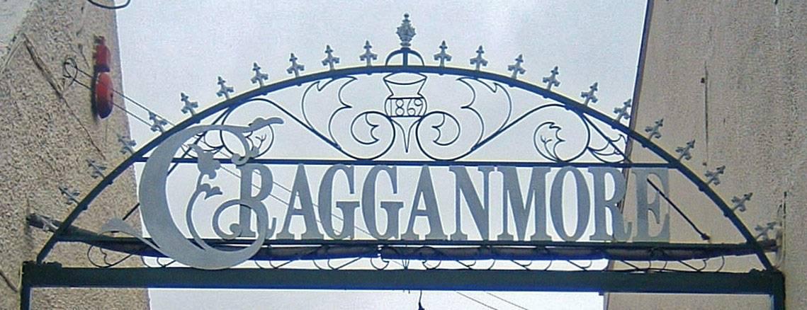 Cragganmore Eingangsschild
