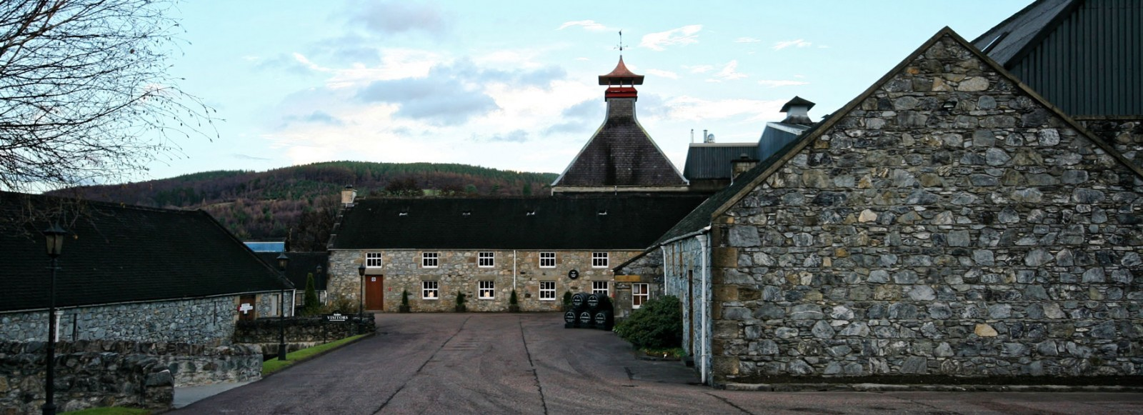 Glenfiddich Besucherzentrum