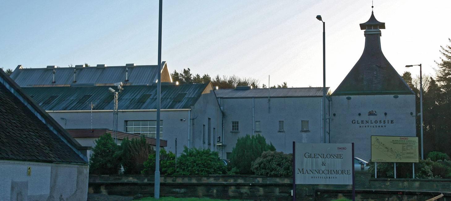Glenlossie Kiln