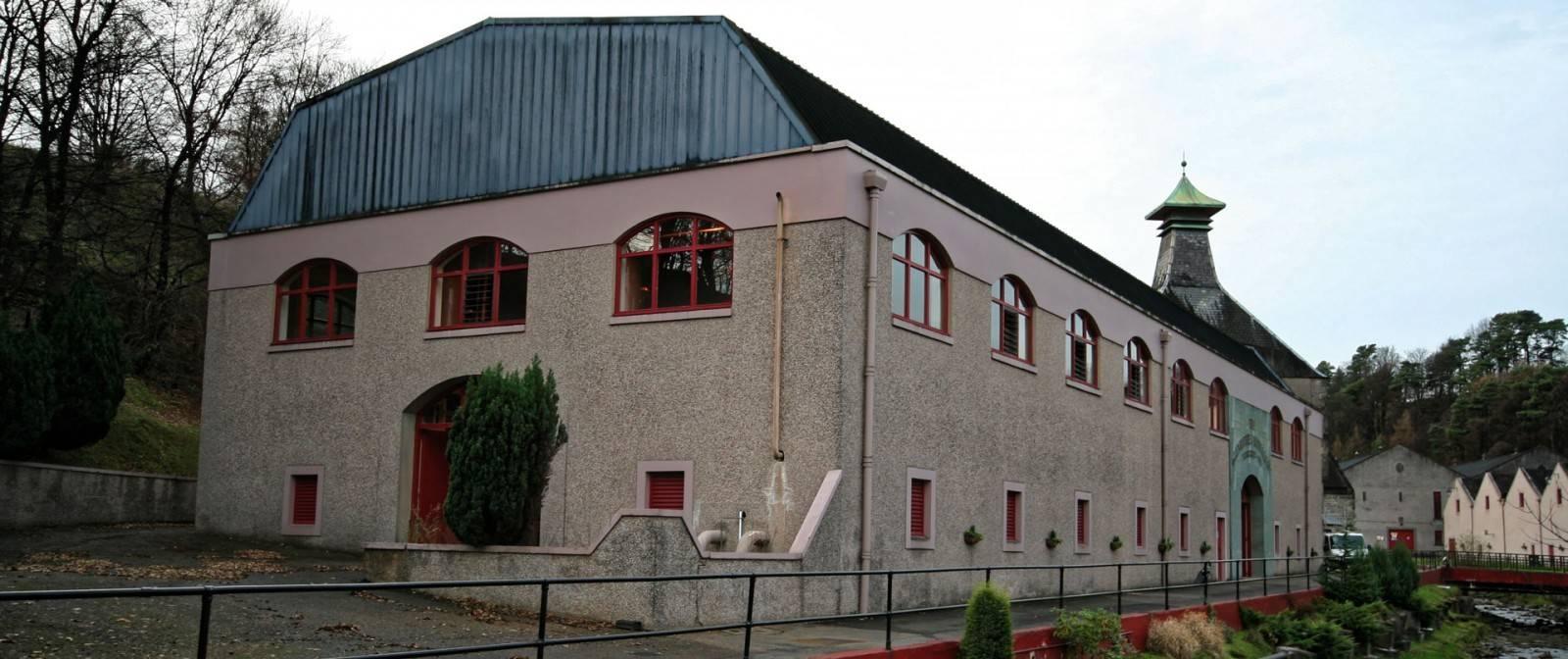 Glenrothes Stillhouse
