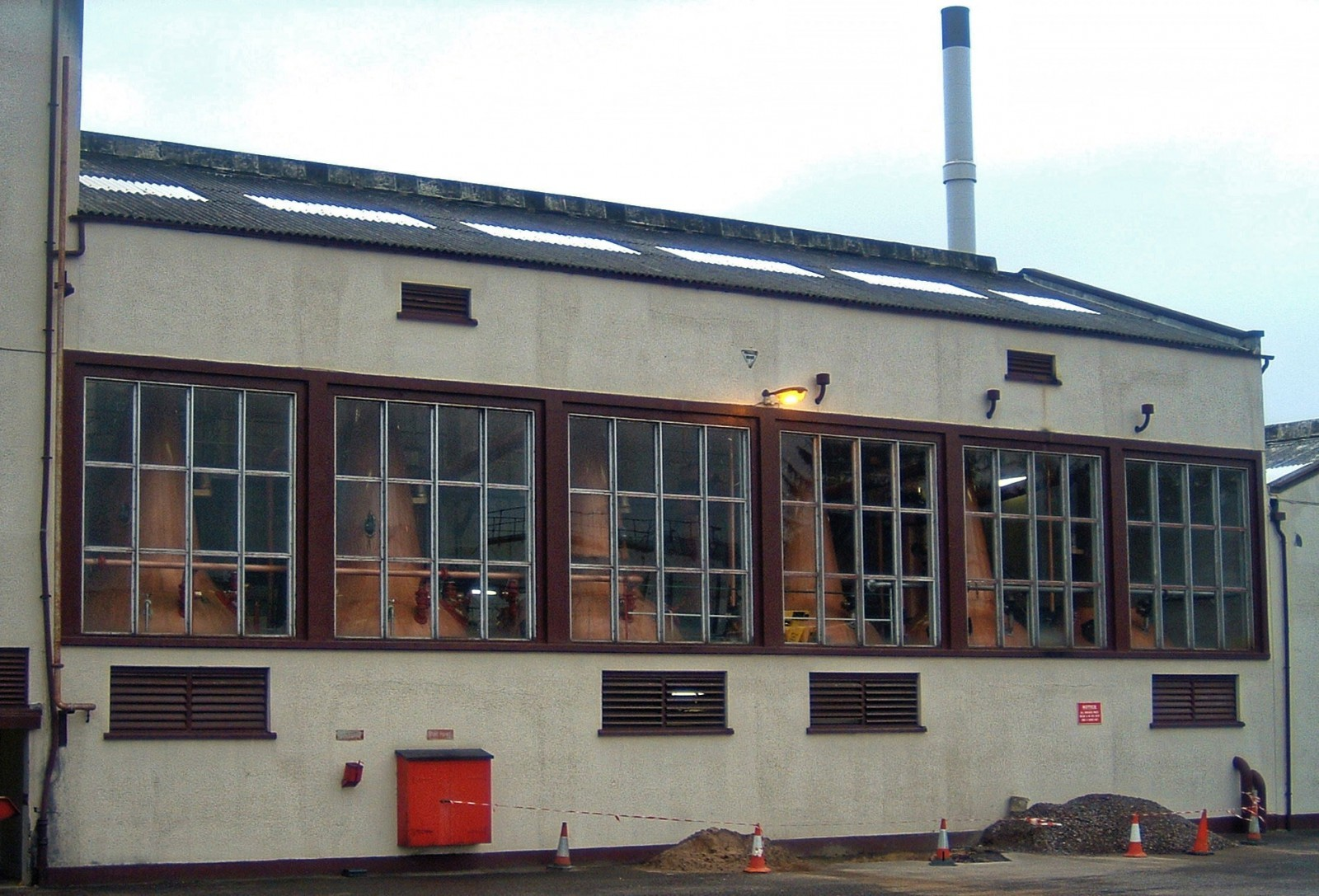 Glentauchers Stillhouse