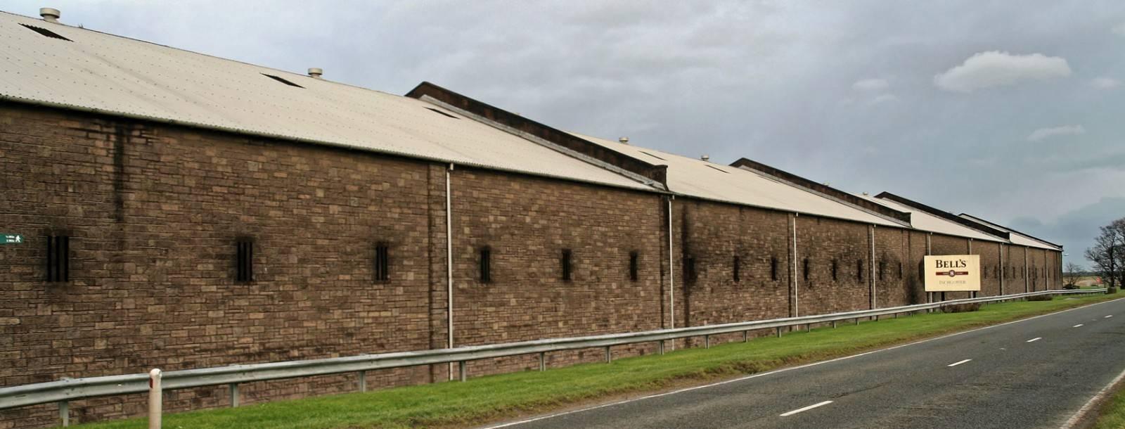 Inchgower Lagerhäuser