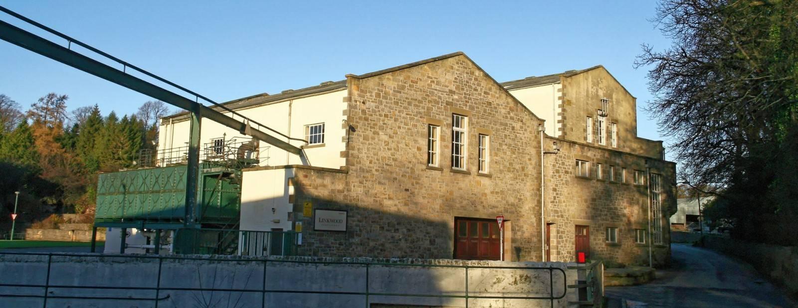 Linkwood Mashhouse