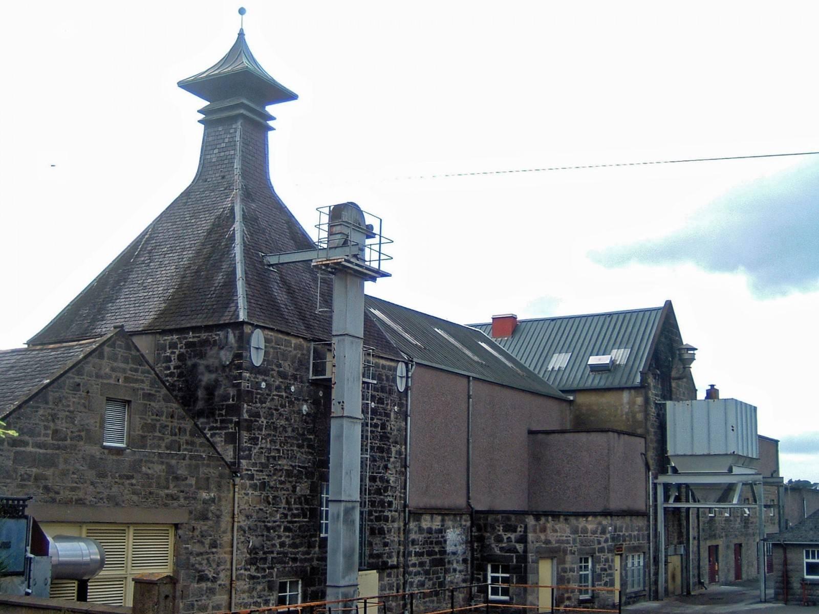 Longmorn Kiln