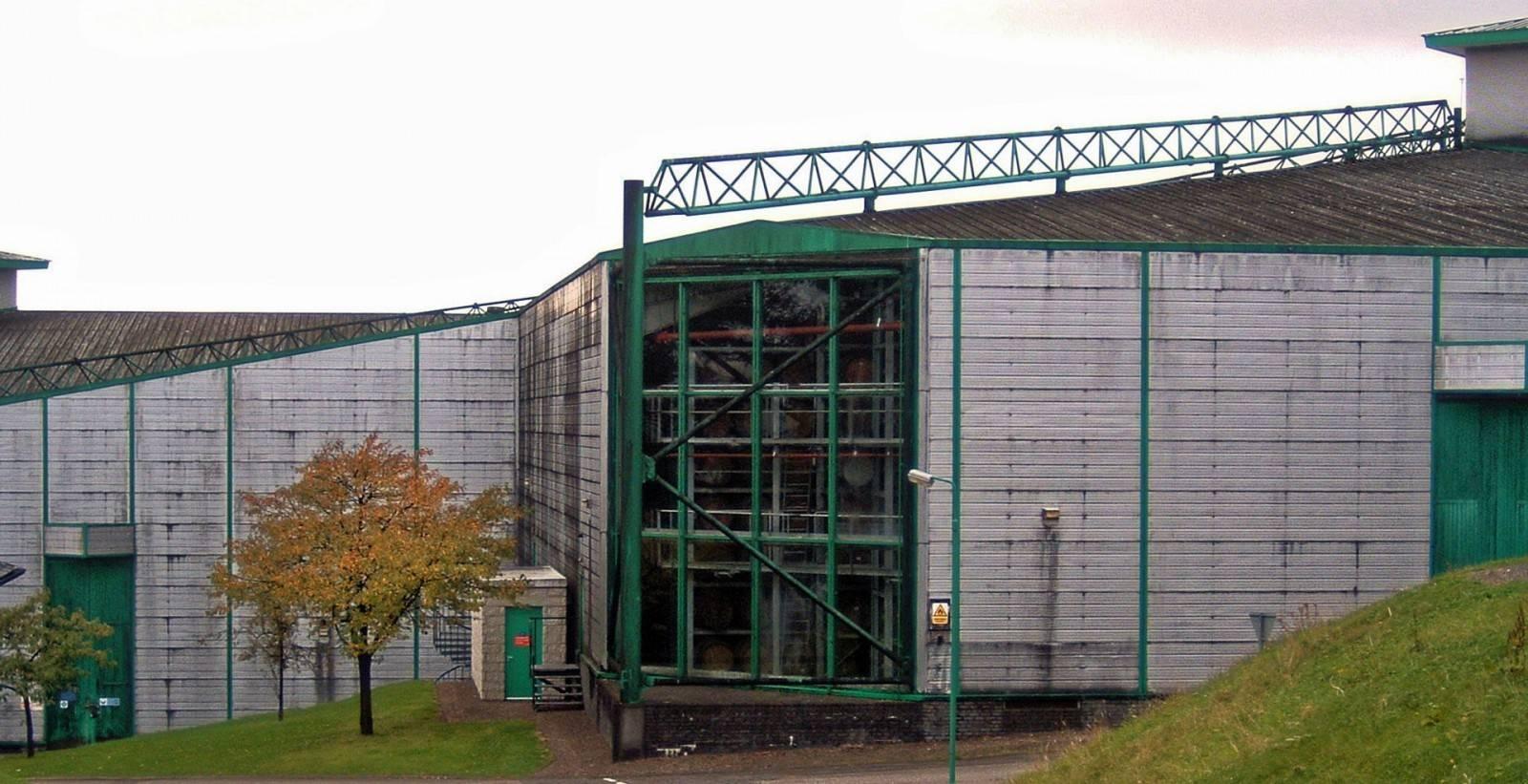 Macallan Lagerhaus