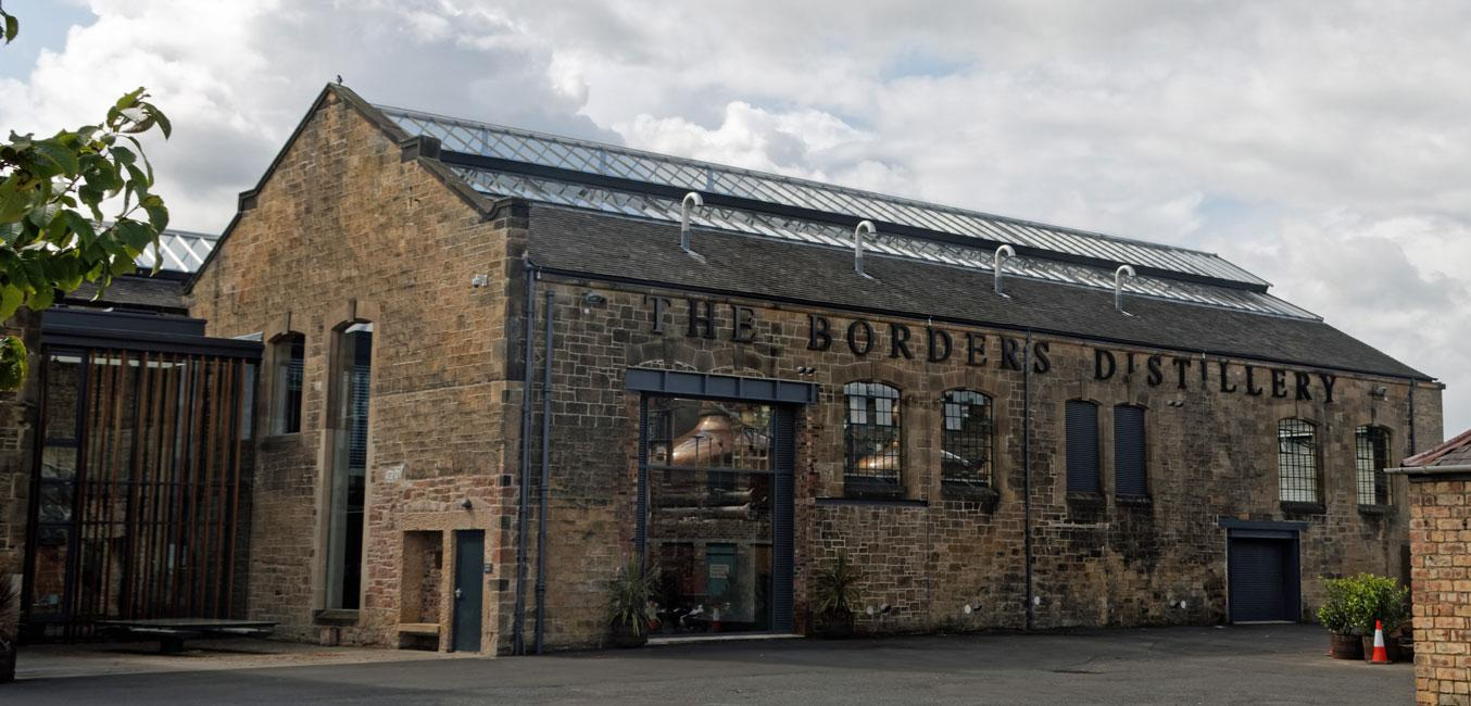 Borders Distillery - Stillhouse
