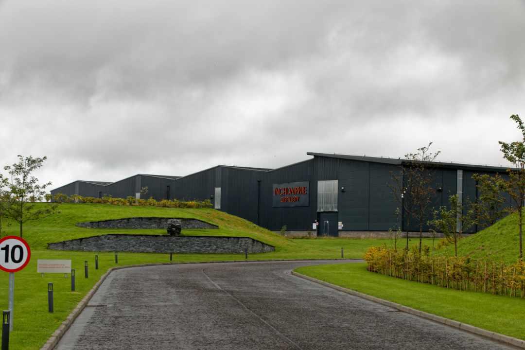 InchDairnie - Warehouses