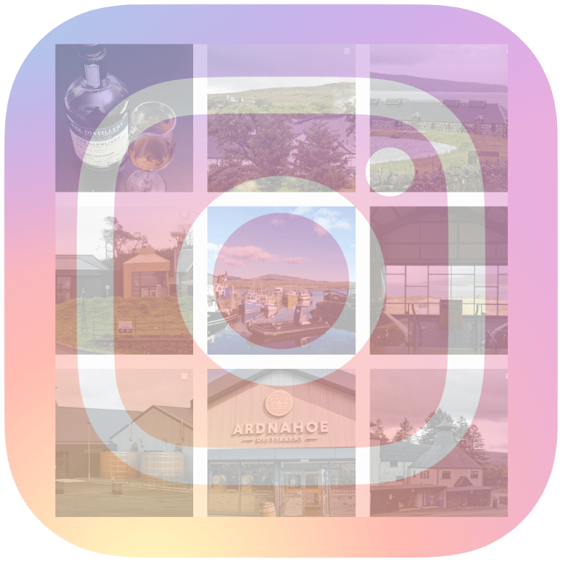 Instagram: Whiskymania.ch Vermehrt neue Bilder auf diesem Social Media Kanal